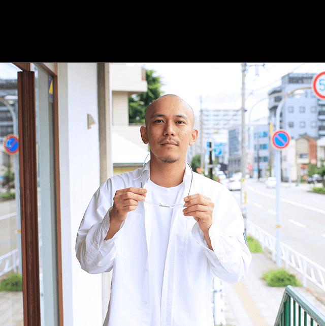 H.Q.hair スタイリスト 篠田智人