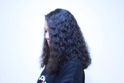 spral hair